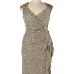 Maggie London Cocktail Dress